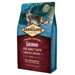 Carnilove Cat Salmon...