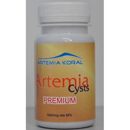 KORAL - Artemia Cysts 50g -...