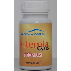 KORAL - Artemia Cysts 250g...