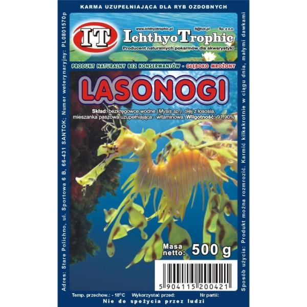 LASONOGI - pokarm mrożony 500g