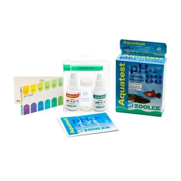 Aquatest pHx2 Zoolek